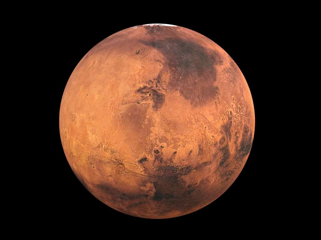 Der Mars   Foto: © tsuneomp - stock.adobe.com