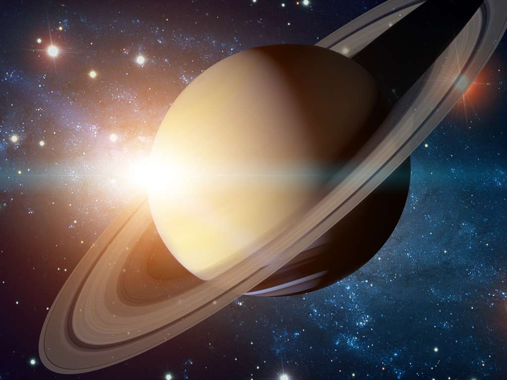 Saturn | Foto: © nasa_gallery - stock.adobe.com