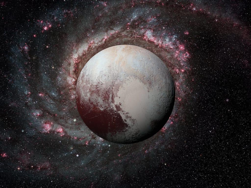 Der Pluto | Foto: © nasa_gallery - stock.adobe.com