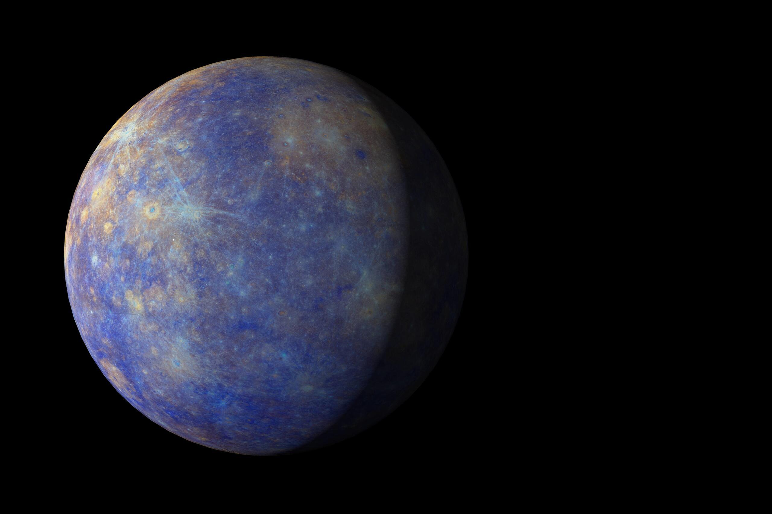 Merkur Der Planet